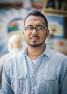 Rishi Singh, Educational Justice Organizer